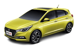 Hyundai Verna RV HC Hatchback