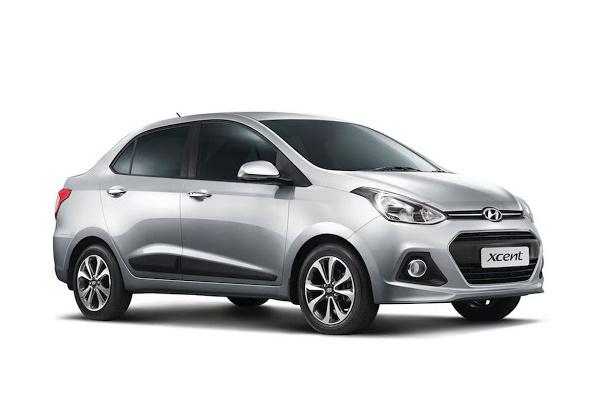 Hyundai Xcent BA Saloon