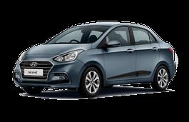Hyundai Xcent Facelift Saloon
