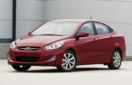 Hyundai Accent RB Saloon