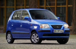 Hyundai Atos MX Facelift Hatchback