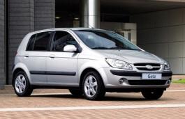 opony do Hyundai Click I Facelift [2005 .. 2011] [SKDM] Hatchback, 5d