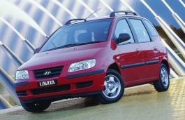 Hyundai Lavita Räder- und Reifenspezifikationensymbol