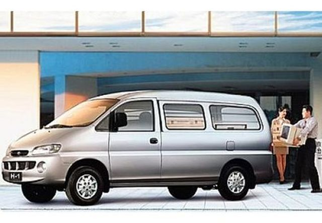 Hyundai H-1 I MPV