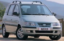 Hyundai Matrix FC MPV