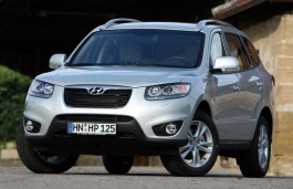 Hyundai Santa Fe CM Restyling Closed Off-Road Vehicle