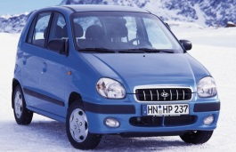 opony do Hyundai Santro Xing MX [1999 .. 2003] Hatchback, 5d