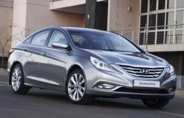 Hyundai Sonata YF Седан