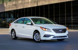 Hyundai Sonata  Specs of wheel sizes tires PCD Offset and Rims