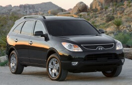 Hyundai Veracruz EX Closed Off-Road Vehicle