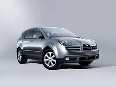 Subaru Tribeca B9 Closed Off-Road Vehicle