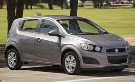 Holden Barina VI (TM.I) Hatchback