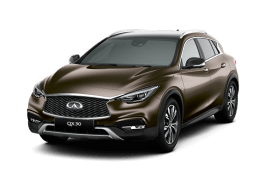 Infiniti QX30 wheels and tires specs icon