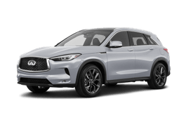 Infiniti QX50 wheels and tires specs icon