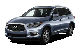 Infiniti QX60 wheels and tires specs icon
