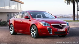 Opel Insignia OPC Restyling Limousine
