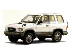 Isuzu Bighorn UBS25/69 Closed Off-Road Vehicle