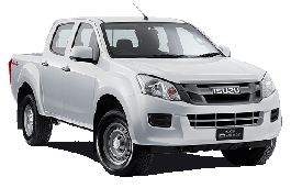 opony do Isuzu D-Max RT50 [2011 .. 2015] Pickup Double Cab