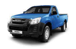 Isuzu D-MAX RT85 Pickup Regular Cab