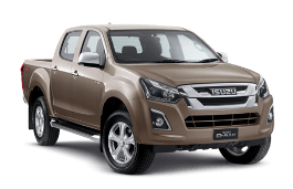 Isuzu D-MAX RT85 Pickup Double Cab