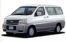 Isuzu Filly MPV