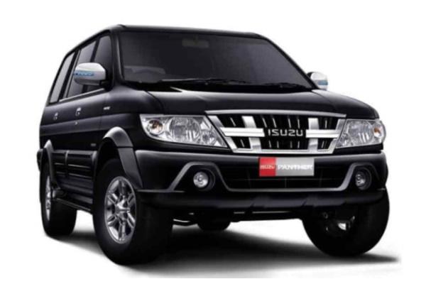 Isuzu Panther TBR541 SUV