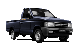 Isuzu Pickup wheels and tires specs icon