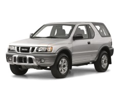Isuzu Rodeo Sport wheels and tires specs icon