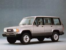 Isuzu Bighorn UBS17/55 Closed Off-Road Vehicle