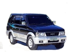 Isuzu Crosswind l Closed Off-Road Vehicle