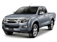 opony do Isuzu D-Max RT50 [2011 .. 2015] Pickup Extended Cab