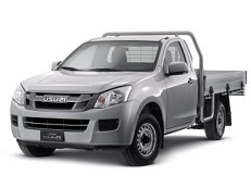 Isuzu D-MAX wheels and tires specs icon