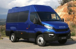 Iveco Daily picture (2014 year model)