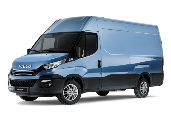Iveco Daily wheels and tires specs icon