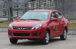 JAC iEV picture (2014 year model)