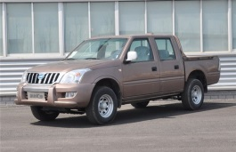 JAC K3 Pickup Double Cab