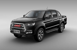 JAC Shuailing T8 Pickup Double Cab