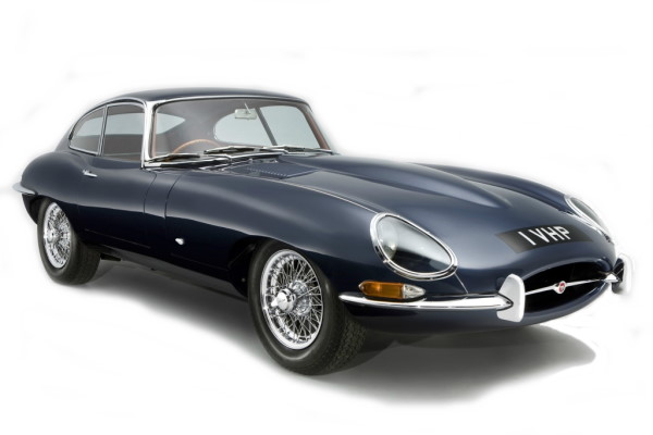 Jaguar E-Type wheels and tires specs icon