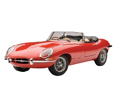 Jaguar E-Type Series 1 Convertible