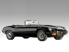 Jaguar E-Type Series 3 Convertible