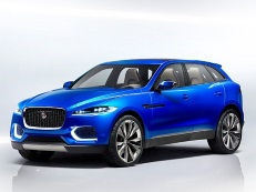 Jaguar F-Pace X761 Closed Off-Road Vehicle