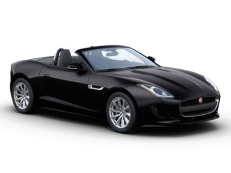 Jaguar F-Type X152 Convertible