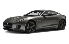 Jaguar F-Type X152 Restyling Coupe