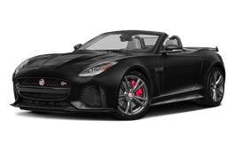 Jaguar F-Type X152 Restyling Convertible