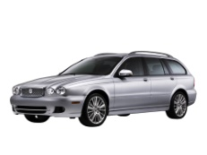 Jaguar X-Type wheels and tires specs icon