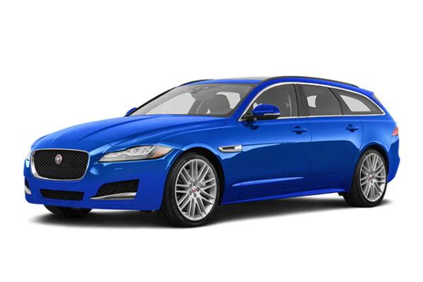 Автомобиль Jaguar XF X260 , год выпуска 2015 - 2020