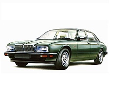 Jaguar XJ XJ40 Berline