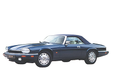 Jaguar XJS Series 2 Convertible