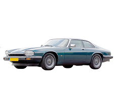 Jaguar XJS Series 2 Coupe