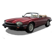Jaguar XJS Series 3 Convertible